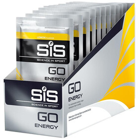 SiS Go Energy Drink Box Lemon 18 x 50g